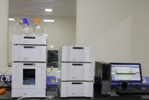HPLC at Bangalore